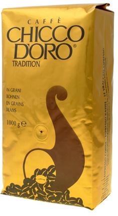 Zrnková káva Chicco d'Oro Tradition 1kg